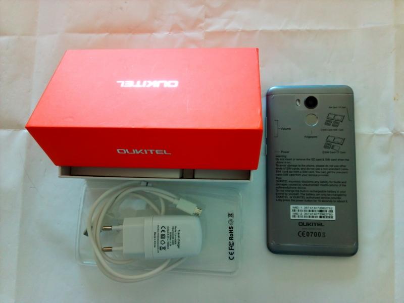 Други марки Oukitel U15 Pro втора употреба. Цена 199 лв. Варна