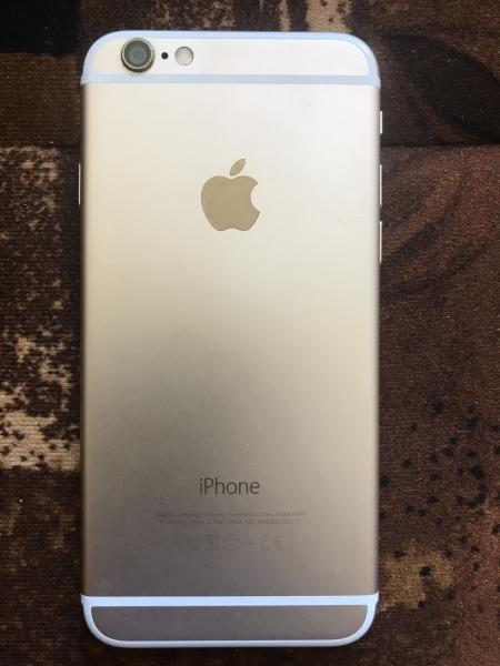 Apple iPhone 6 gold 64gb втора употреба. Цена 420 лв. Сливен