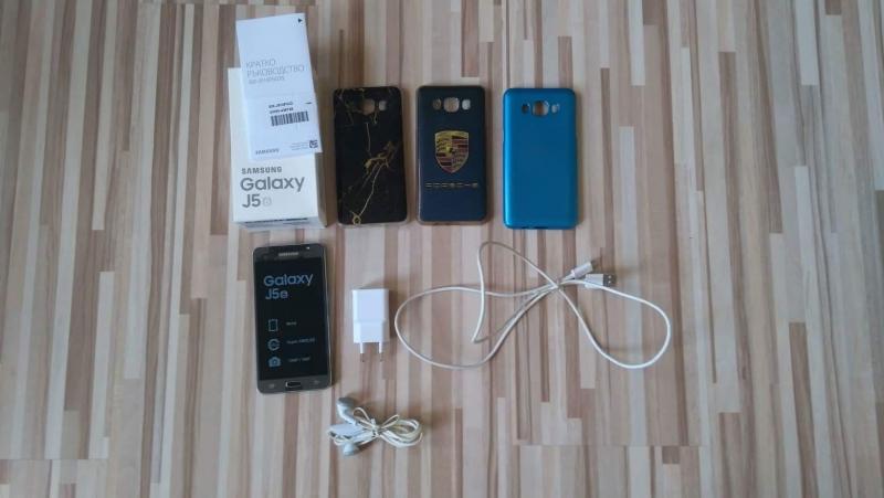 Samsung Samsung Galaxy J5 (2016), Dual Sim, втора употреба. Цена 270 лв. Русе