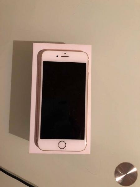 Apple Iphone 6 s 16gb втора употреба. Цена 400 лв. Хасково