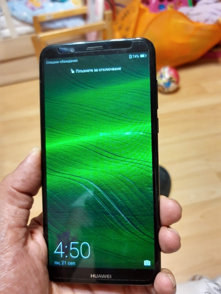Други марки Huawei Y7Prime 2018 втора употреба. Цена 280 лв. София