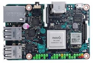 ASUS ще пусне в продажба компактен компютър - Tinker Board
