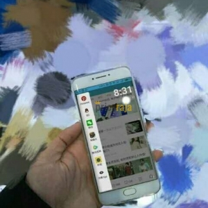 Meizu Pro 7 може би ще има извит дисплей