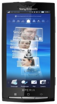 Sony Ericsson  X10i XPERIA