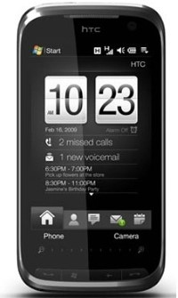 HTC TOUCH PRO2 T7373 RHODIUM