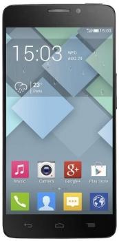 Alcatel One Touch Idol X Plus Dual Sim