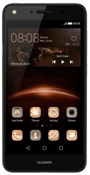 Huawei Y5 II, CUN-L01, с две SIM карти, черен или бял