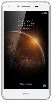 Huawei Y6 II compact, LYO-L21, две SIM, бял и черен