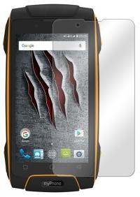 Стъклен скрийн протектор за myPhone HAMMER AXE M