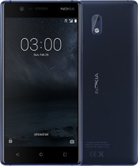 NOKIA 3 с две SIM карти / Blue
