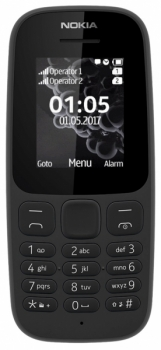 Nokia 105 (2017) Dual SIM